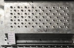 圆孔防滑板实拍图